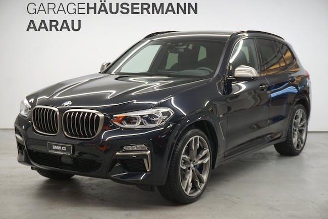 suv BMW X3 M40d Steptronic