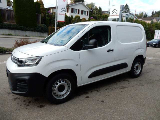 van Citroën Berlingo 1.6 HDi s/s Work