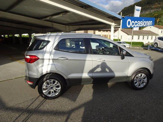 suv Ford EcoSport 1.5 Titanium