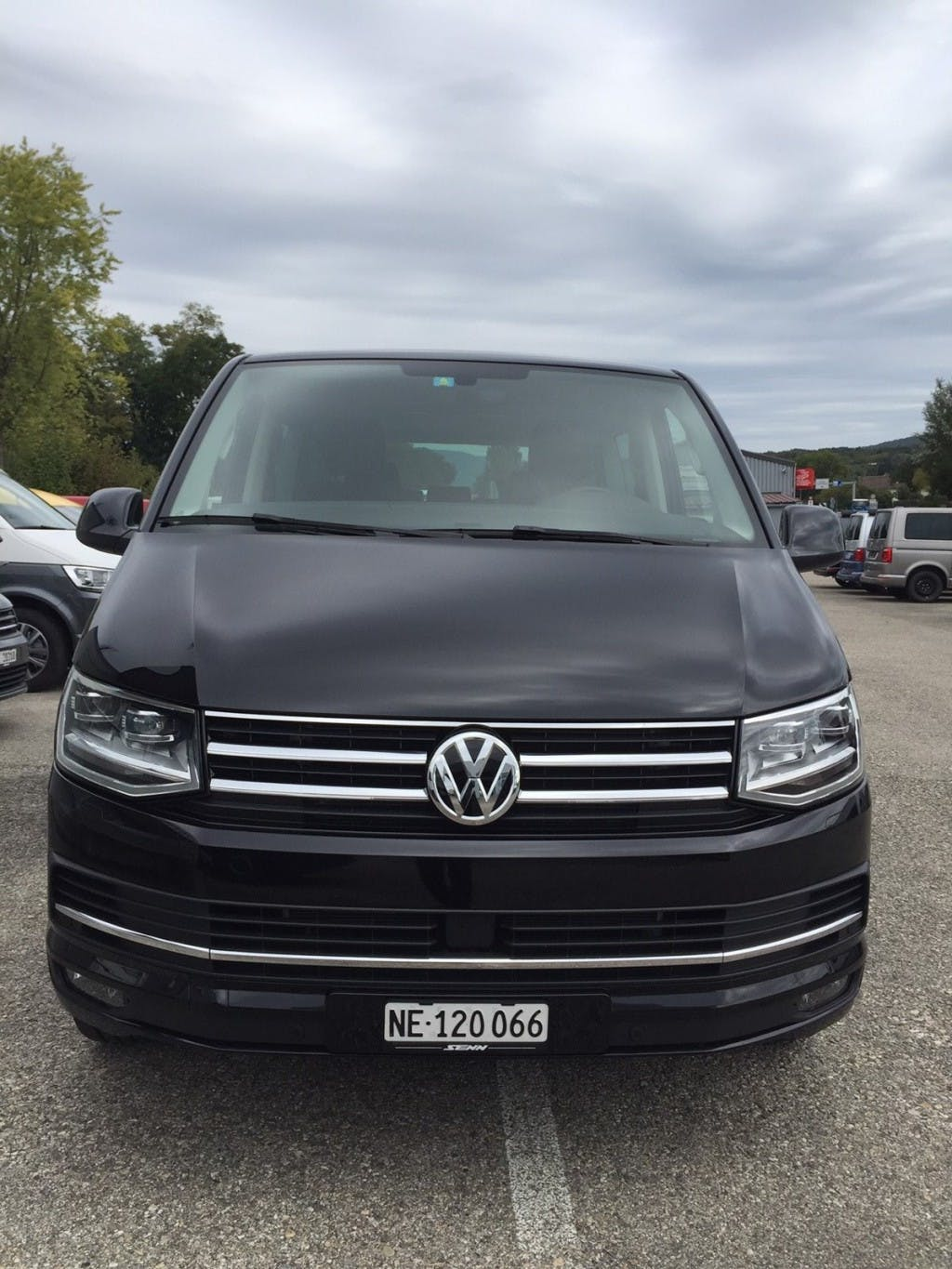 bus VW T6 Multivan 2.0 TDI Join DSG