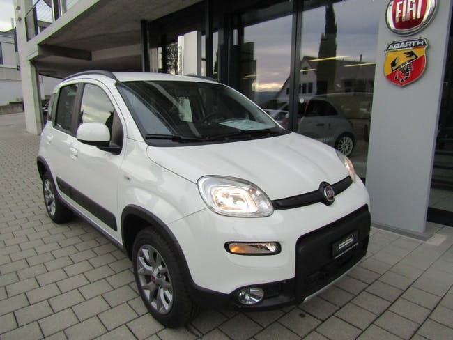 saloon Fiat Panda 0.9T.air 4x4