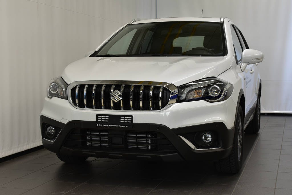 estate Suzuki SX4 1.4 T Tradizio Top 4x4