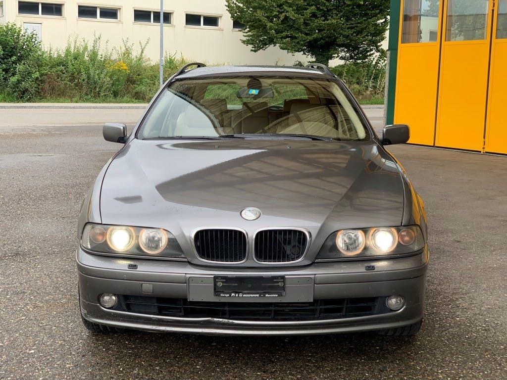 estate BMW 5er 530d Touring