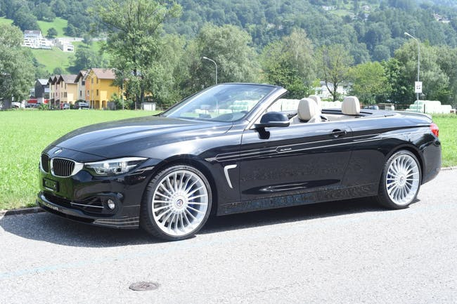 cabriolet BMW Alpina B4 S BiTurbo Cabrio 3.0 Switch-Tronic