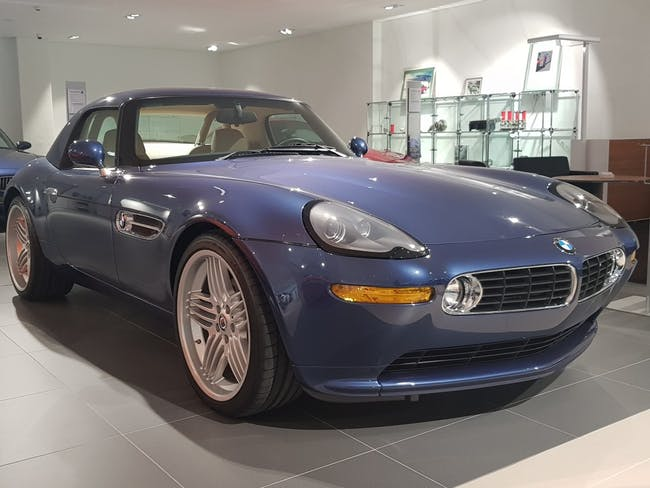 cabriolet BMW Alpina Z8 4.8 Switch-Tronic