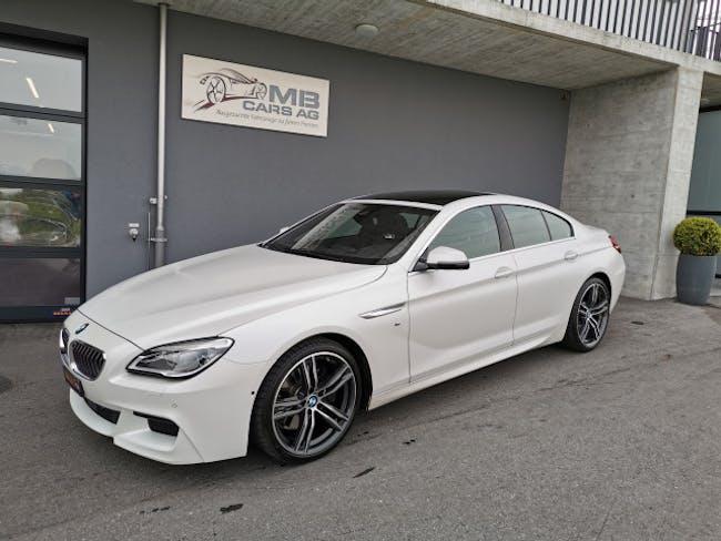 saloon BMW 6er 640i Gran Coupé xDrive