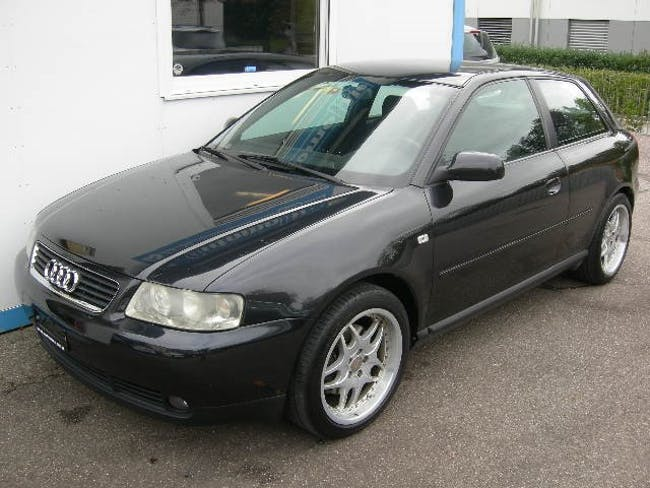 saloon Audi A3 1.8 T Attraction