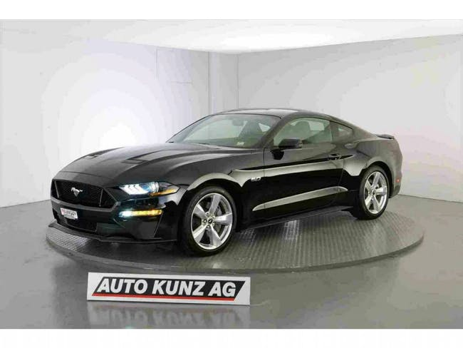 coupe Ford Mustang Fastback 5.0 V8 GT Premium