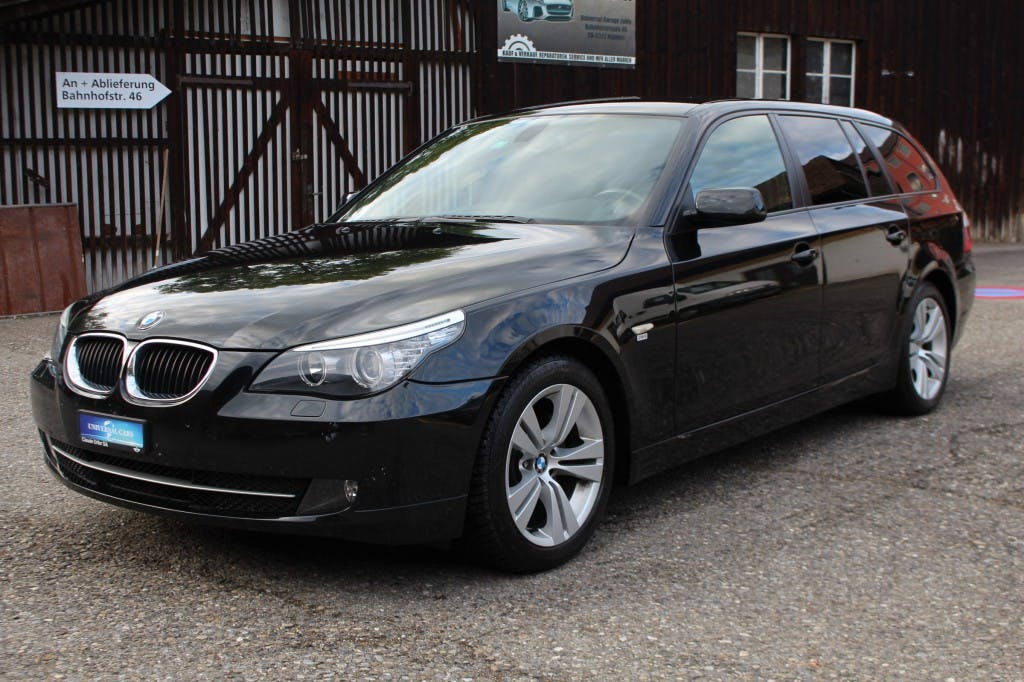 estate BMW 5er 520d Touring Steptronic