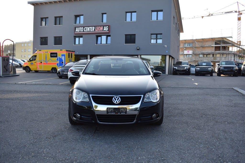 cabriolet VW Eos 1.4 TSI White Night