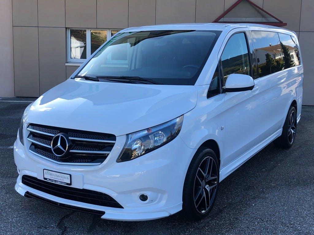 bus Mercedes-Benz Vito 111 BlueTec Tourer Base L