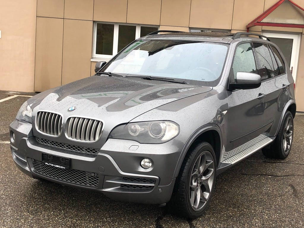 suv BMW X5 xDrive 48i (4.8i) Steptronic