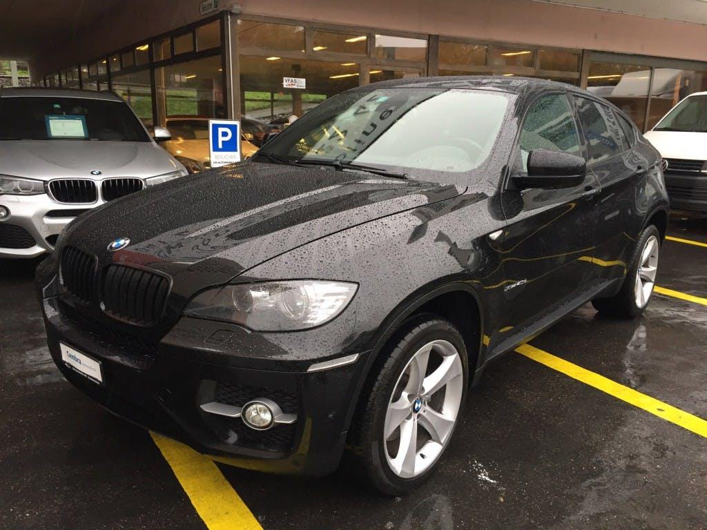 suv BMW X6 xDrive 40d Sport 5 Plätze Steptronic