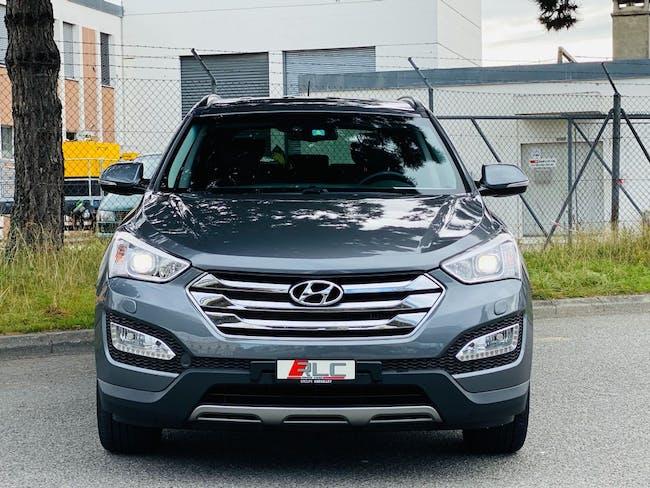 suv Hyundai Santa Fe 2.2 CRDI GO! Plus 4WD Automatic