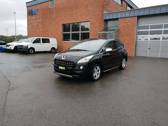 suv Peugeot 3008 1.6 HDI Business