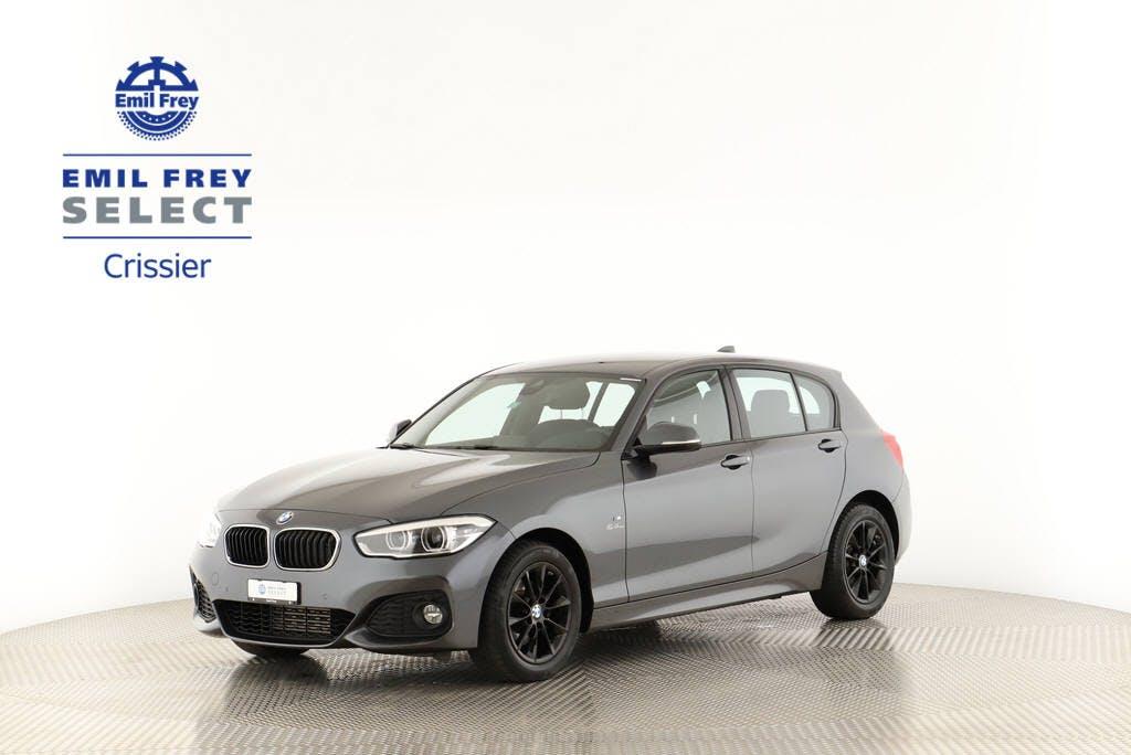 estate BMW 1er 118d xDrive