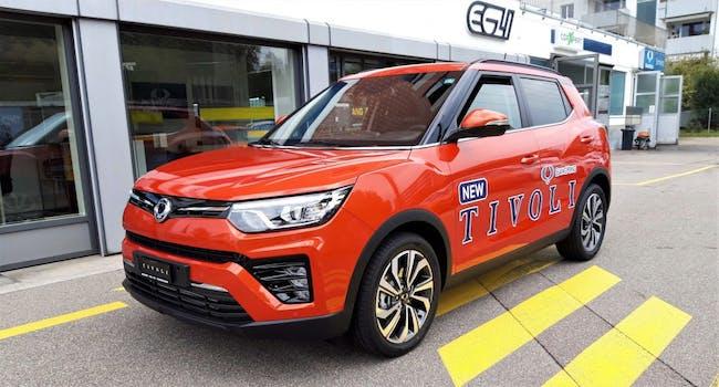 suv SsangYong Tivoli 1.5 T GDI Onyx Automat Modell 2020
