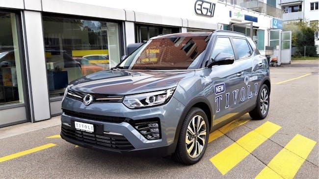 suv SsangYong Tivoli 1.5 T GDI Onyx Modell 2020
