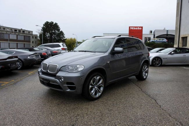 suv BMW X5 xDrive 40d Steptronic