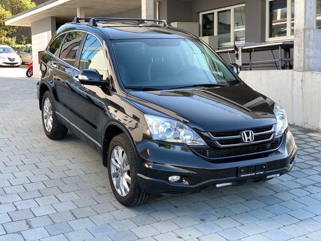 suv Honda CR-V 2.2 i-DTEC 4WD Elegance Automatic