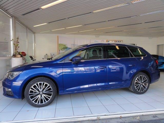 estate SEAT Leon ST 2.0 TDI Xcelle.4D