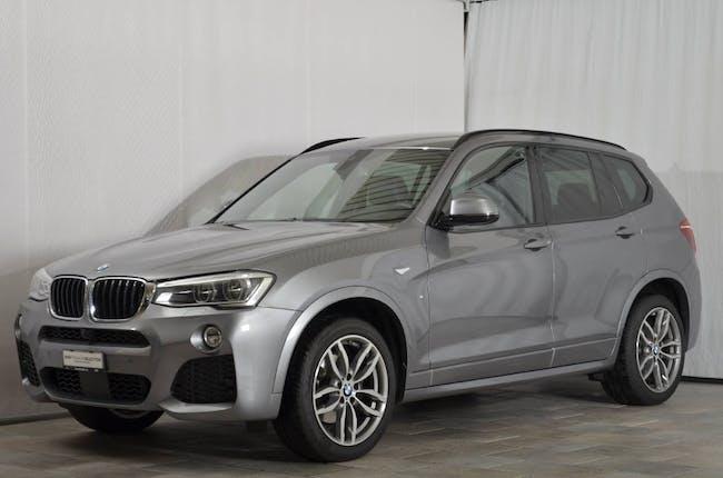 saloon BMW X3 20d xDrive SAG