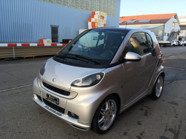 saloon Smart Fortwo Brabus Xclusive softouch