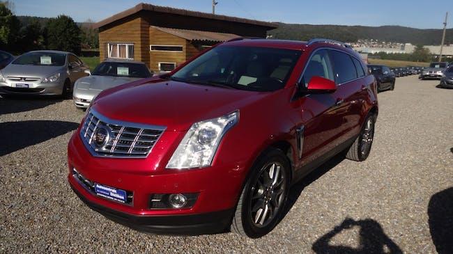 suv Cadillac SRX 3.6 V6 Premium 4WD Automatic