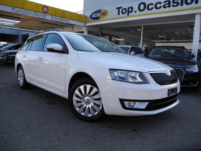 estate Skoda Octavia Combi 2.0 TDI Ambition