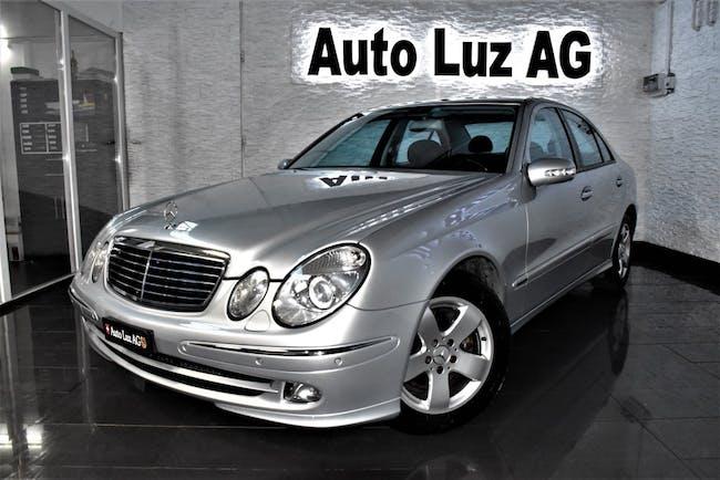 saloon Mercedes-Benz E-Klasse E 280 Avantgarde 4Matic Automatic