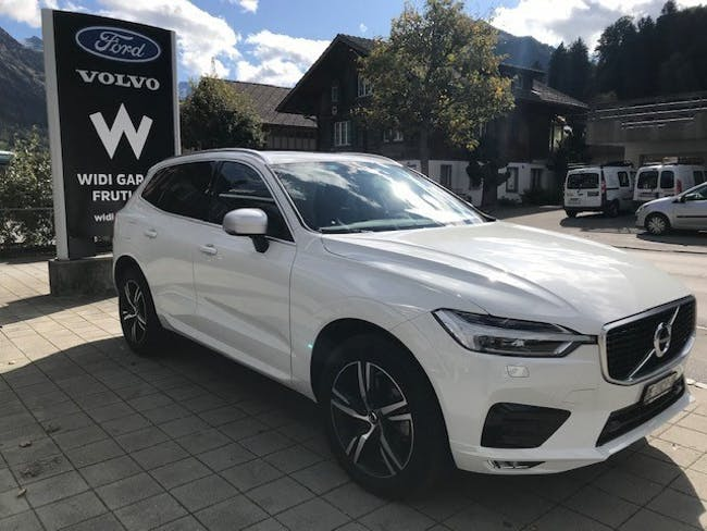 suv Volvo XC60 D4 AWD R-Design Geartronic