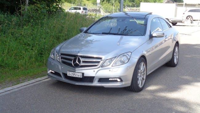 coupe Mercedes-Benz E-Klasse E 350 CDI BlueEfficiency 7G-Tronic