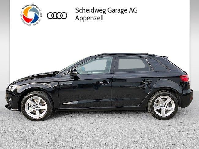 saloon Audi A3 Sportback 40 TFSI quattro S-tronic