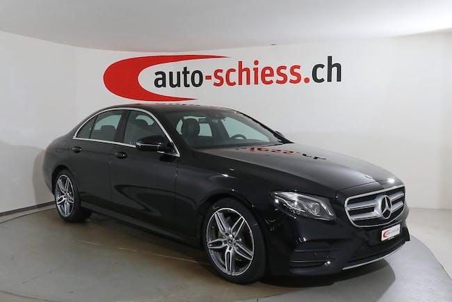 saloon Mercedes-Benz E-Klasse E 220 d AMG Line