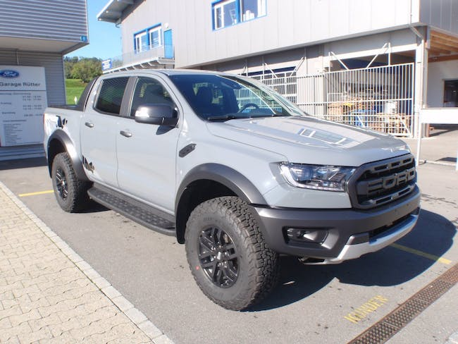 saloon Ford Ranger Raptor 2.0 Eco Blue 4x4 A