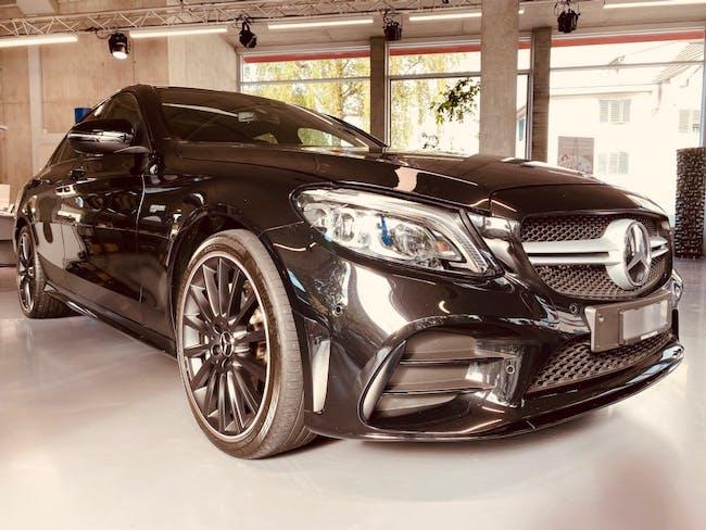 saloon Mercedes-Benz C-Klasse C 43 AMG 4Matic Speedshift TCT 9G