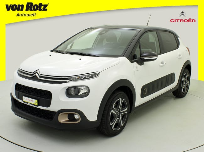 saloon Citroën C3 1.2 PureTech Origins