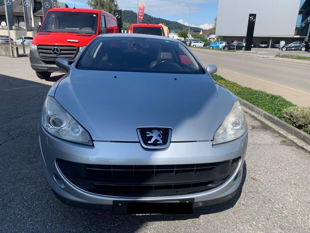 coupe Peugeot 407 Coupé 3.0