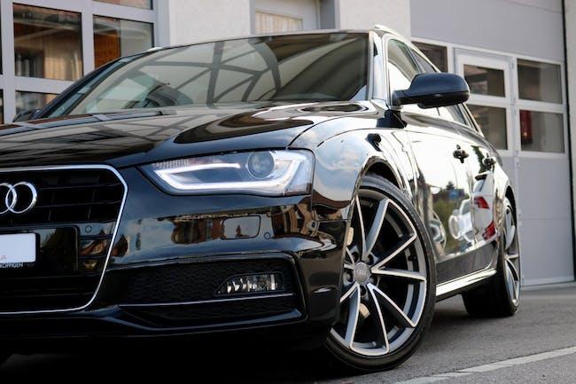 estate Audi A4 Avant 2.0 TDI quattro S-tronic S-Line