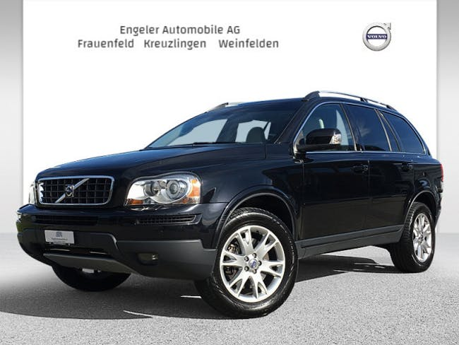 estate Volvo XC90 D5 AWD Summum