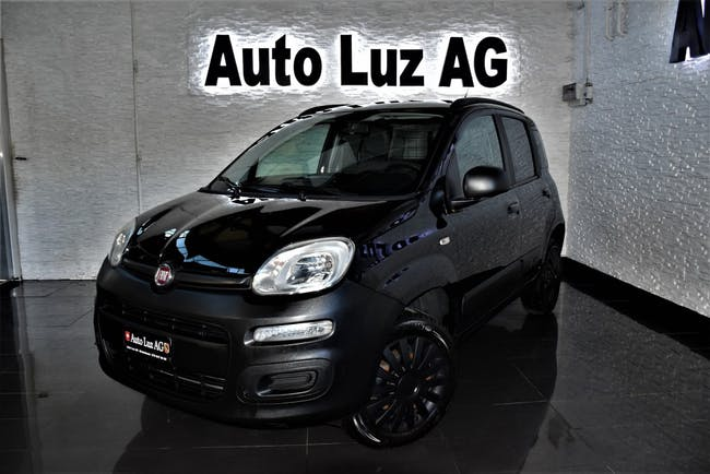 saloon Fiat Panda 0.9 Twinair Turbo Pop 4x4