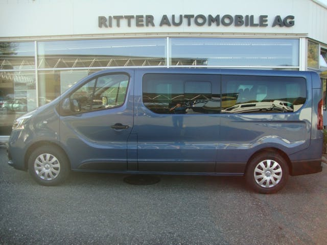 bus Renault Trafic Gr.Pass.2.0 dCi 170 Inte
