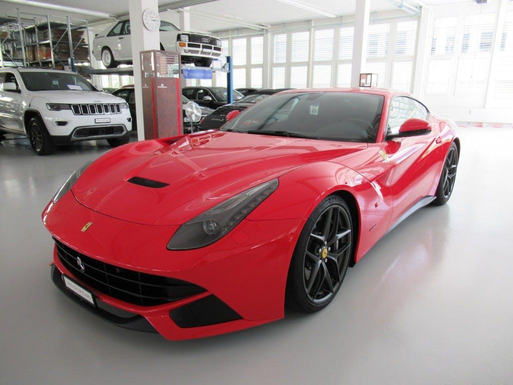 coupe Ferrari F12 Berlinetta