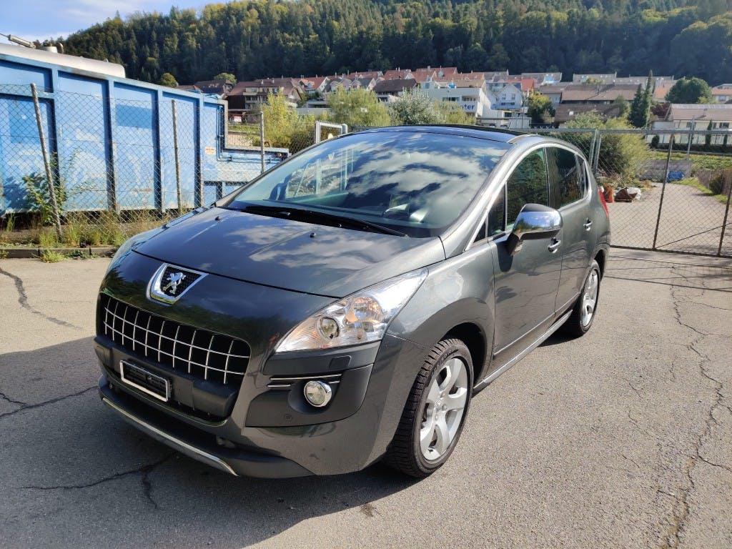 suv Peugeot 3008 1.6 16V T Sport Pack Tiptronic