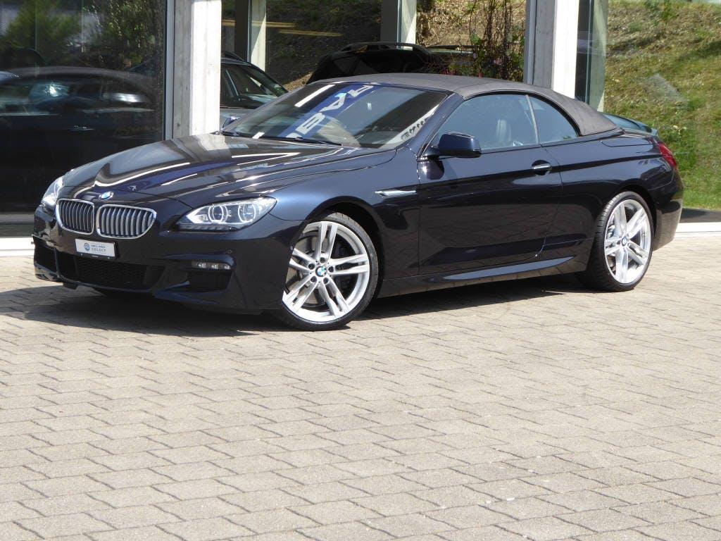 cabriolet BMW 6er 650i xDrive
