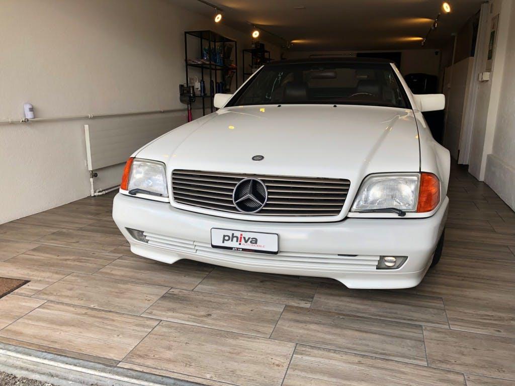cabriolet Mercedes-Benz SL 320 Automatic
