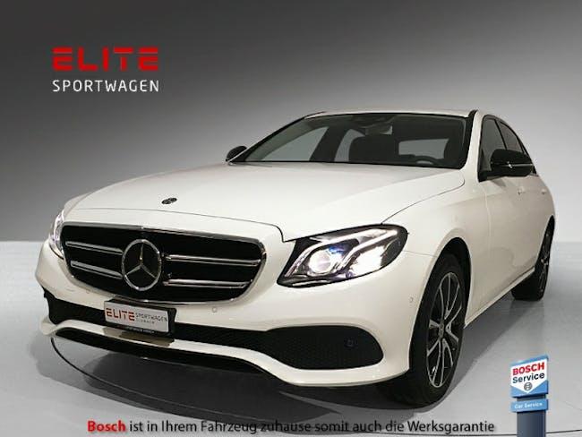 saloon Mercedes-Benz E-Klasse E 220 d Avantgarde 4Matic Night Premium Paket