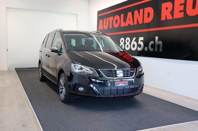 van SEAT Alhambra 2.0TDI FR 4Drive
