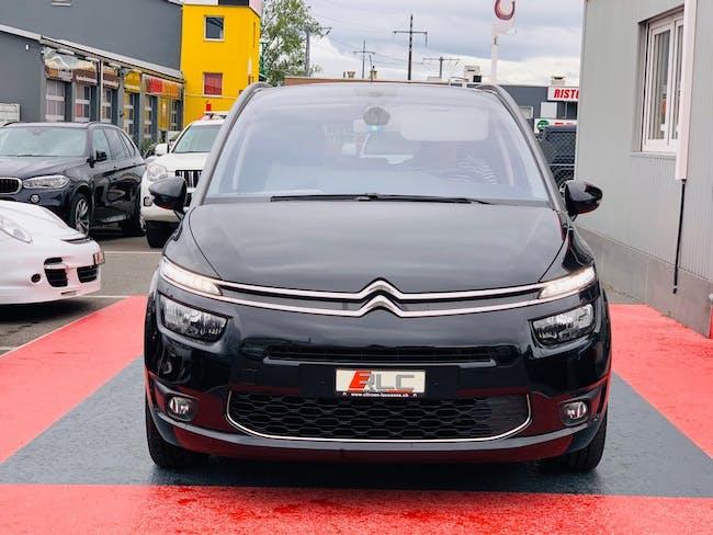 van Citroën C4 Picasso Grand 1.6 e-HDi Exclusive EGS6