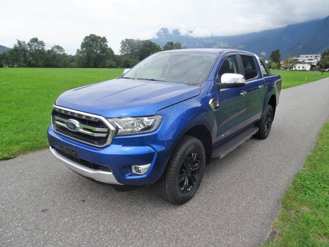 suv Ford Ranger DK.Pup 2.0 EcoBl. 4WD Lim.